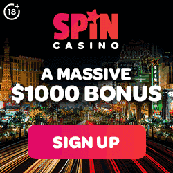 play NZ pokies at spin casino